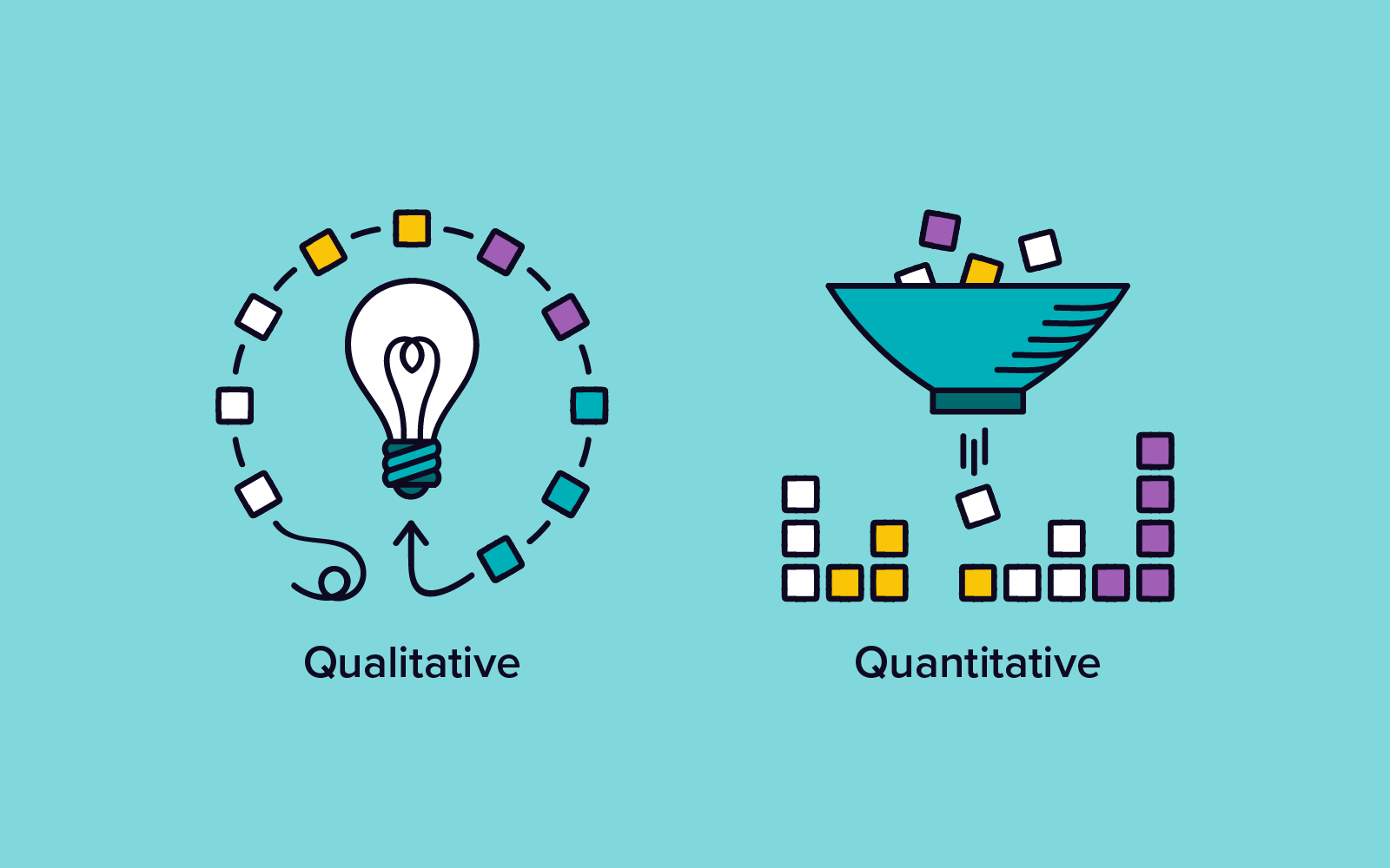 At the Intersection of Qualitative and Quantitative Research