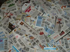 Couponing at an Experiential Marketing Event